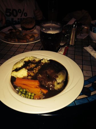 Castlecary House Hotel: Great food and drink