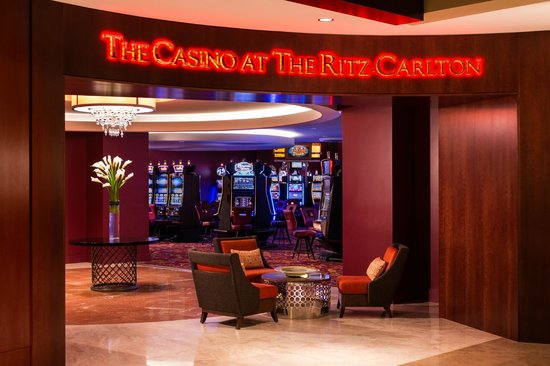 The Casino at The Ritz-Carlton