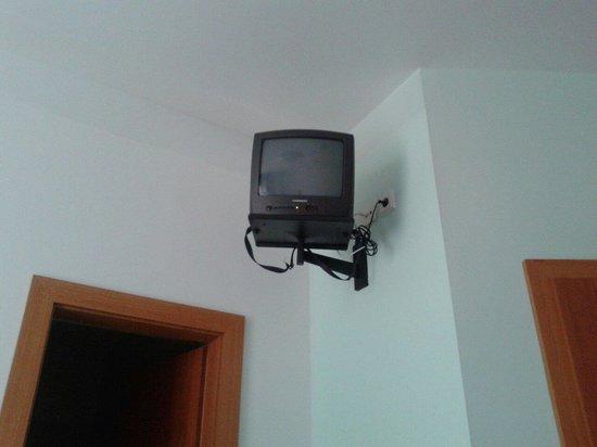 Tv hotel merkur praga camera 301