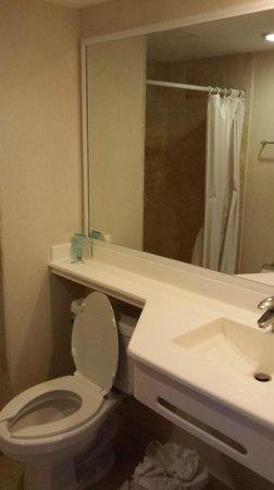 City Express Tuxtla Gutierrez: Ванная комната