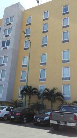City Express Tuxtla Gutierrez: Отель