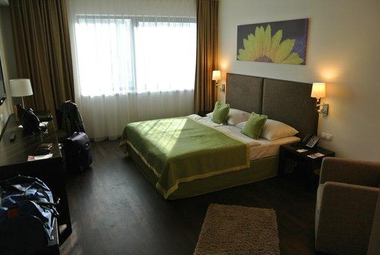 Austria Trend Hotel Bratislava: zimmer