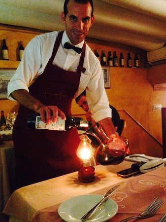 Coeur de Filet : Service with a special touch