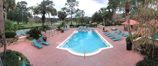 Mission Inn Resort & Club: Poolbereich