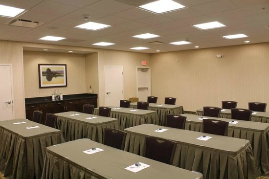 Hampton Inn & Suites Rochester / Henrietta: Seneca meeting room