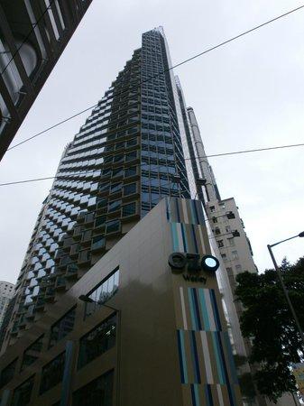OZO Wesley Hong Kong : Front of hotel