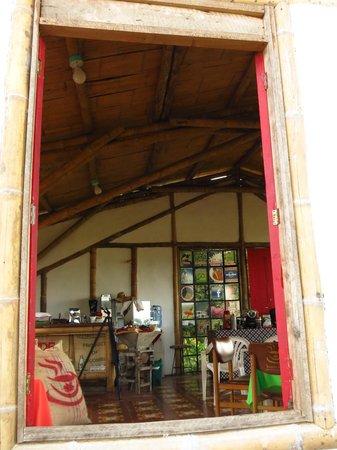 Hacienda Guayabal : Café