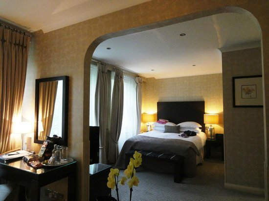 The Beaufort Hotel : The suite