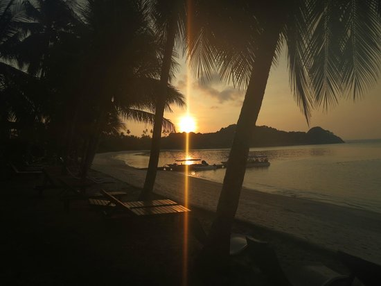 Redang Kalong Resort: Sunrise