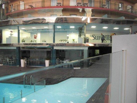 Sun Village : Recepción hall y salones
