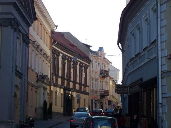 Vilnius Old Town: old town