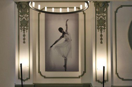 La Ballerina: Comunal area