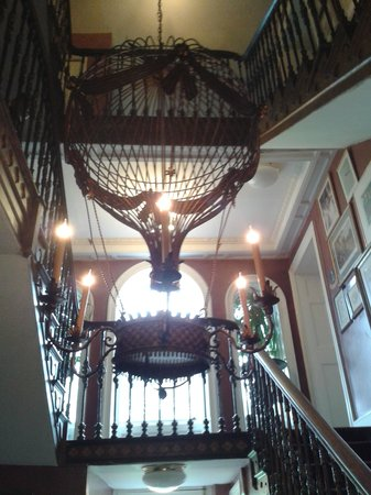 Bannatyne Hotel - Charlton House: Entrance Hall