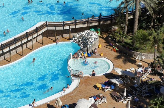 Gloria Palace San Agustin Thalasso & Hotel: Childrens Pool