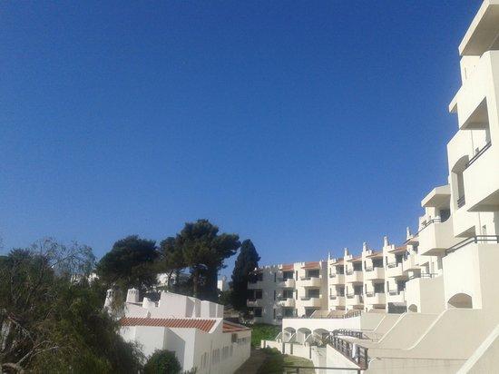 Albufeira Jardim - Apartamentos Turísticos : view from balcony