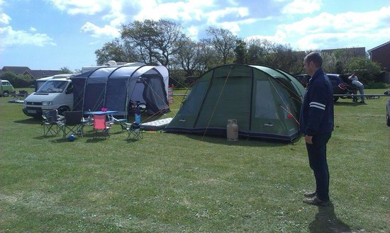 Scotts Farm Camping Site - West Wittering: Playarea
