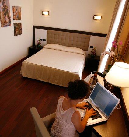 Hotel Le Macine: Camera