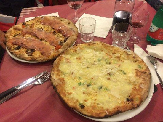 Pizzeria Ionica: Fumé & Golosa