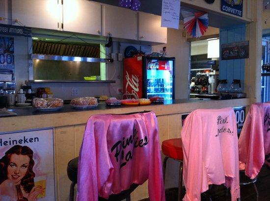 Ken's Cedar Keyside Diner: Super Frühstück