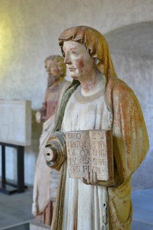 Museo di Castelvecchio: museum ground floor item