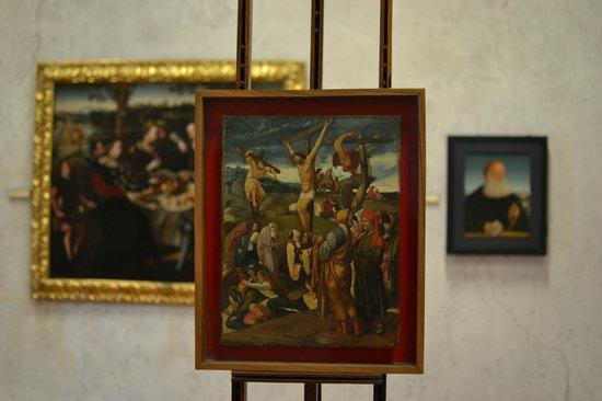 Museo di Castelvecchio: museum first floor item