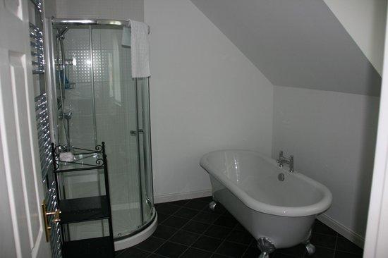 Rose Cottage: salle de bain