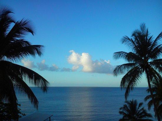 Hotel La Bateliere: VISTA DA CAMERA STANDARD