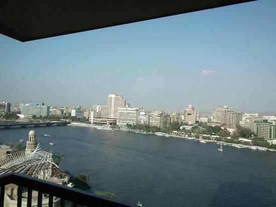 Sofitel Cairo El Gezirah: Vue de la chambre