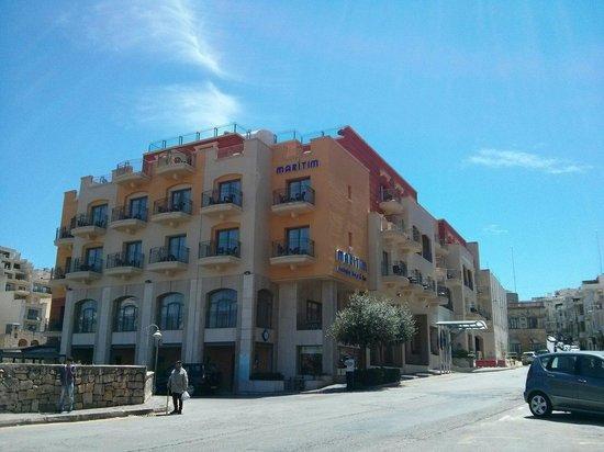 Maritim Antonine Hotel & Spa : Hotel