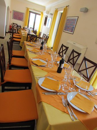 Sirignano Wine Resort: Ristorante