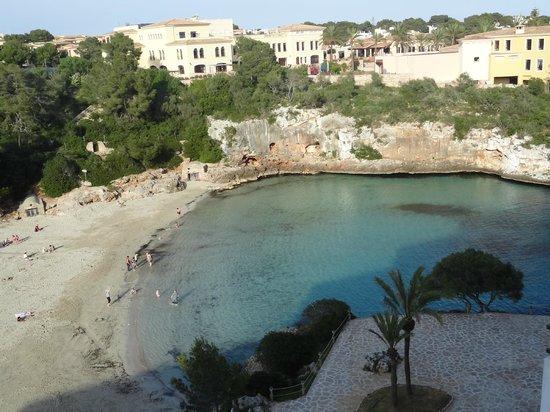 Barcelo Ponent Playa: vue de la chambre
