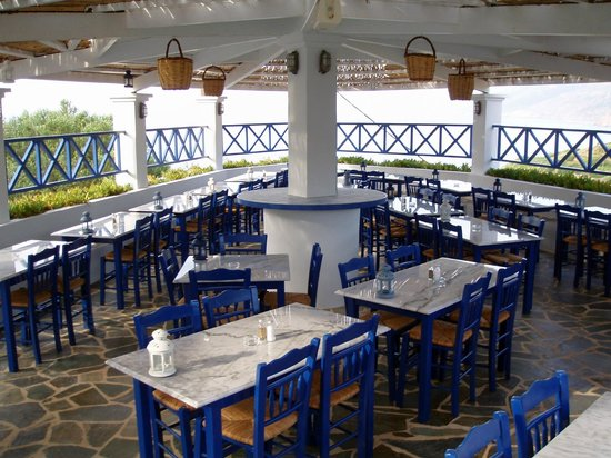Kerame Hotel: Εστιατόριο ΜΥΛΟΣ