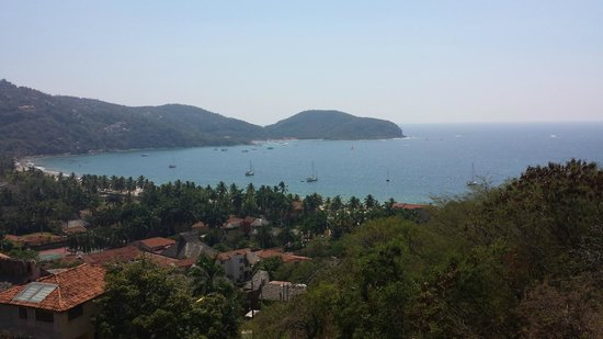 Hotel Cinco Sentidos: beautiful view