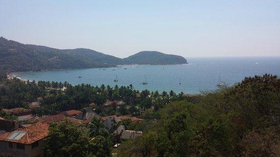 Hotel Cinco Sentidos: beautiful view