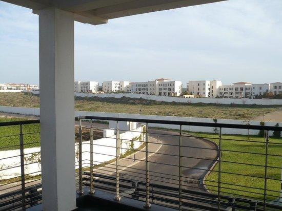 Sofitel Agadir Thalassa Sea & Spa : voici la vue de notre chambre