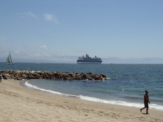 The Westin Resort & Spa Puerto Vallarta: More cruise ship shots