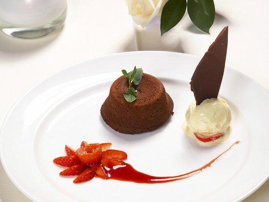 La Suite Hotel Cafe & Restaurant : Dessert