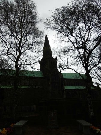 Glasgow Cathedral: 改装中