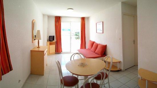 Residence Eden Roc : Salle de séjour