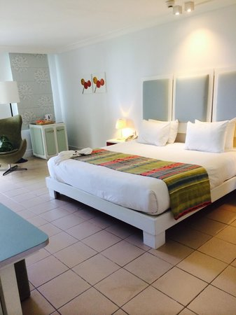 Ambre Resort - All Inclusive : Bedroom