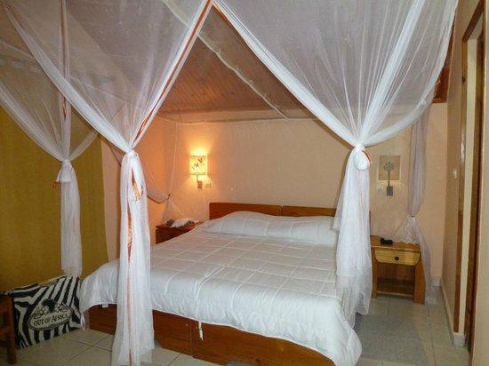 Setam Lodge: La chambre