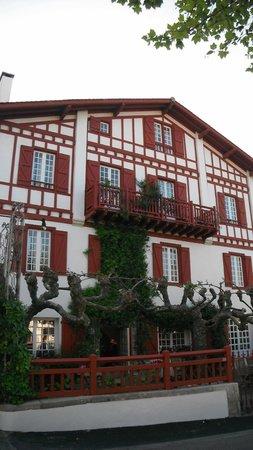 Villa Catarie Hotel: la maison