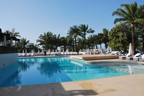 Club Med Cap Skirring : Piscine