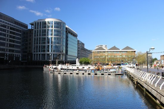 Marriott Executive Apartments London, West India Quay : West India Quay