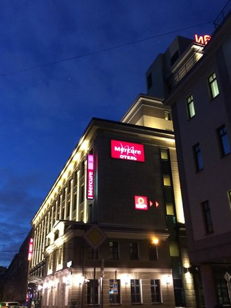 Adagio Moscow Paveletskaya : Hotel Adagio / Mercure / Ibis