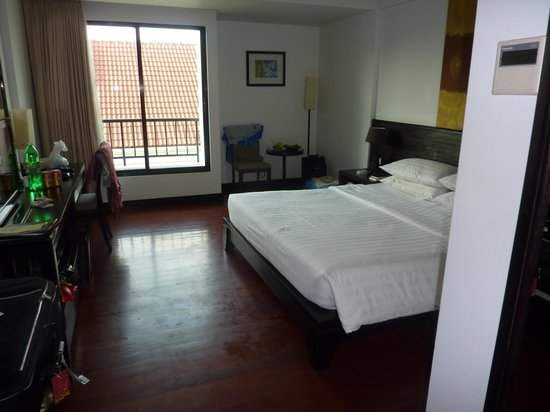 Tara Angkor Hotel : Room