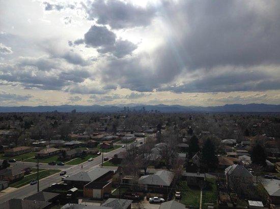 Holiday Inn Denver East-Stapleton: View from 1103