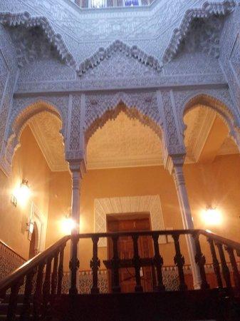 Hotel Termas: Habitación familiar Hotel Archena