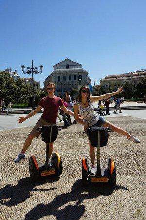 Madsegs Madrid Segway Tours: madsegs photo