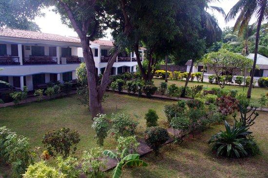 Paradiso Villaggio: il giardino